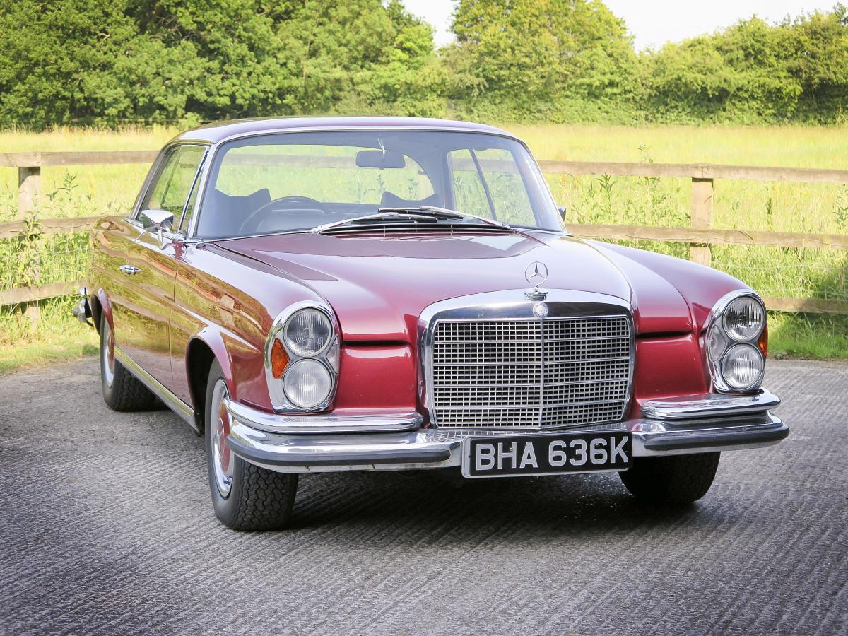 Classifieds Hero: Lulu\'s Mercedes-Benz 280SE | Autoclassics.com