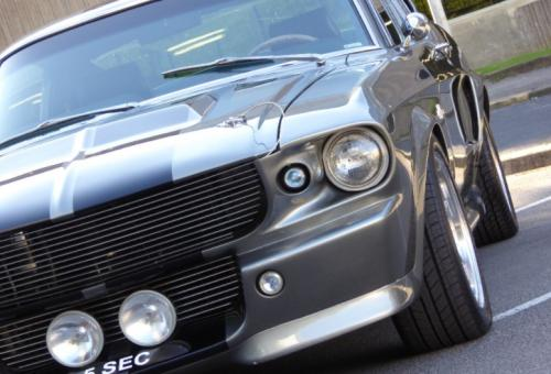 Classifieds Hero: The actual Eleanor Ford Mustang