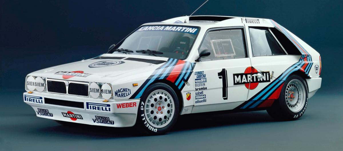 lancia delta s4: the ultimate group b machine | autoclassics