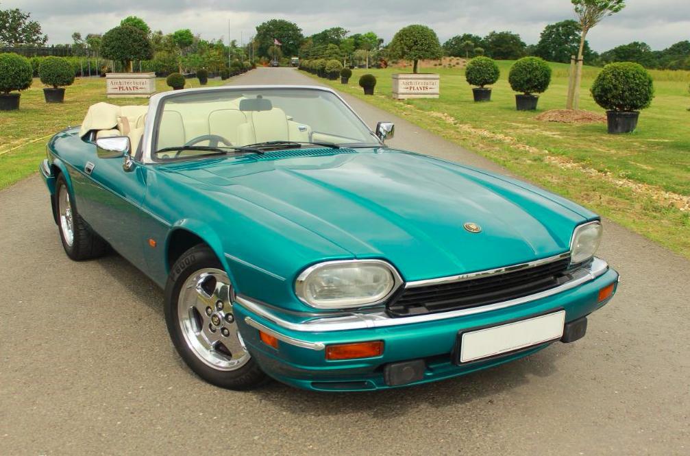 Classifieds Hero: Jaguar XJS Celebration | Autoclassics.com