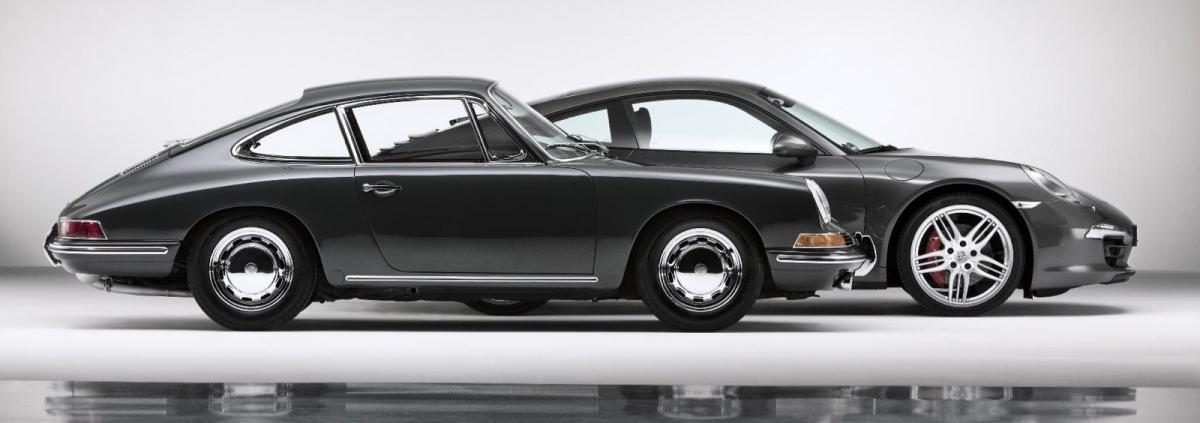 How the Porsche 911 got its name