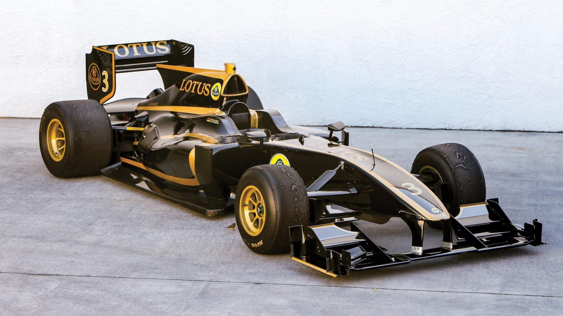This Rare Lotus T125 Is The Ultimate Track Toy