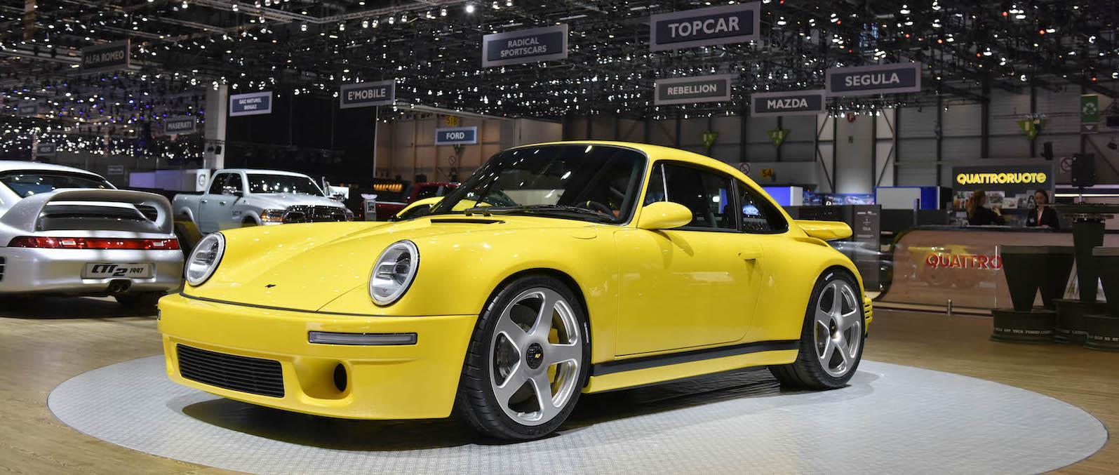 30 years on: Ruf's 2017 CTR Yellowbird