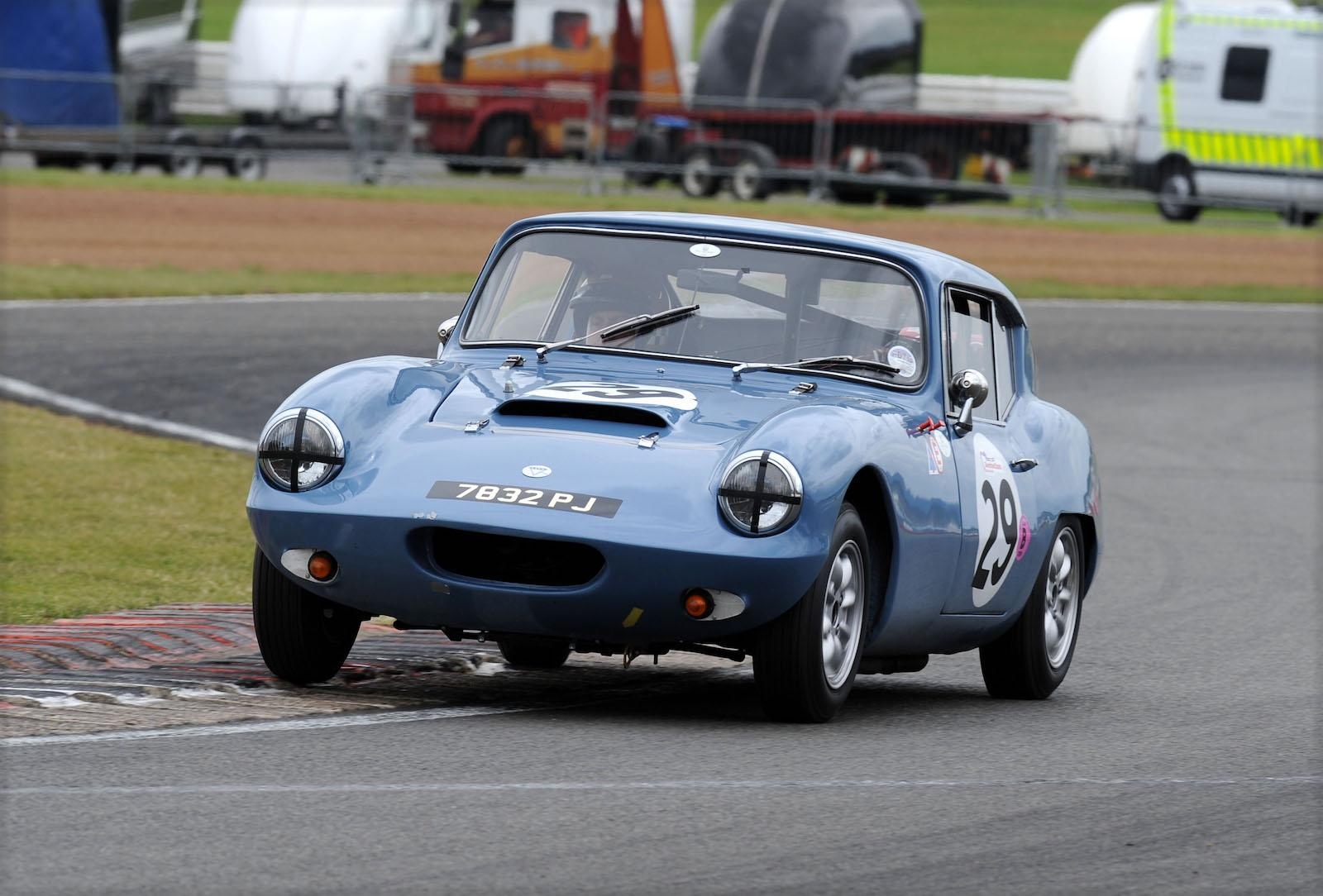 Historic British sports car marque to return?