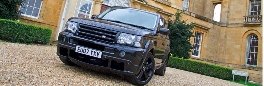 David Beckham's Range Rover leads bumper CCA sale