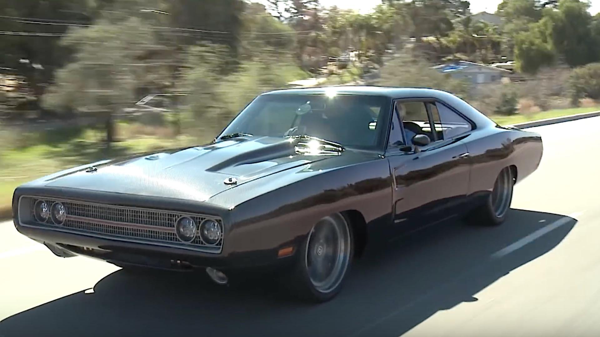 """1970 Dodge Charger """"Tantrum"""" Up For Grabs"""