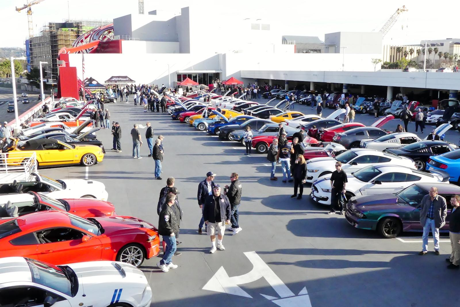 Carroll Shelby's 95th birthday celebrated in LA