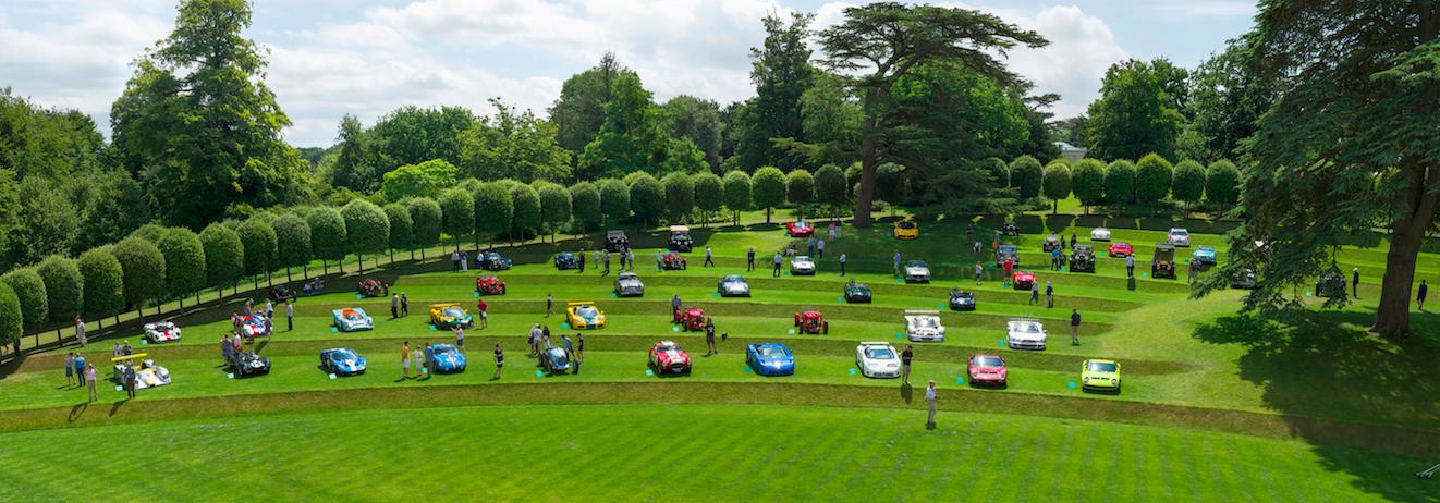 Third annual Heveningham Hall Concours confirmed