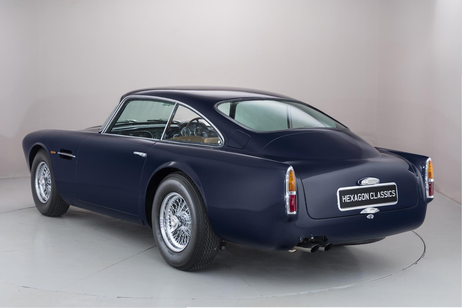 Rare pre-production Aston DB4 goes on sale in London | Autoclassics.com