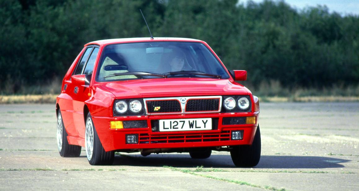 Lancia Integrale Buying Guide