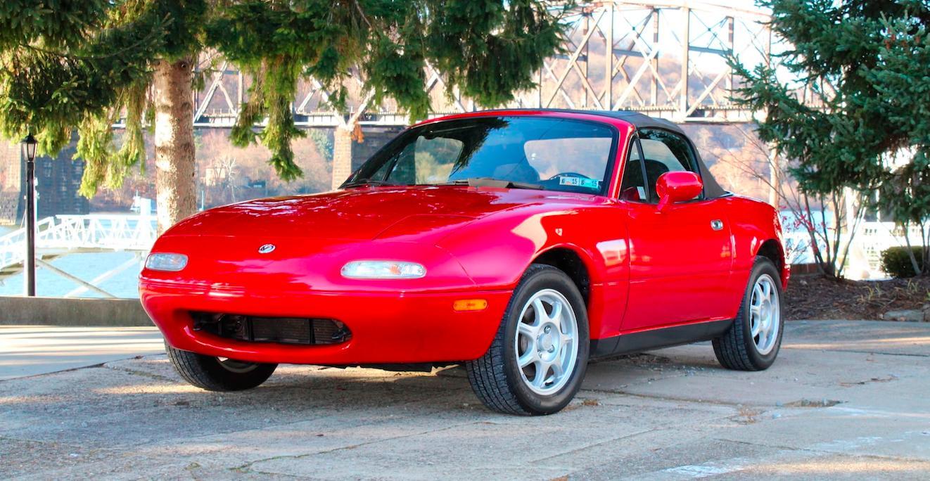 Classifieds Hero: Mazda MX-5 & Miata