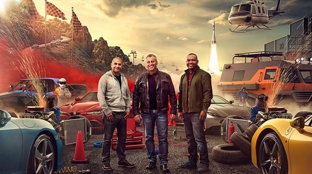 Top Gear season 25  trailer has landed!