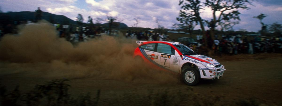Colin Mcrae Wrc Ford Focus Up For Sale Autoclassics Com