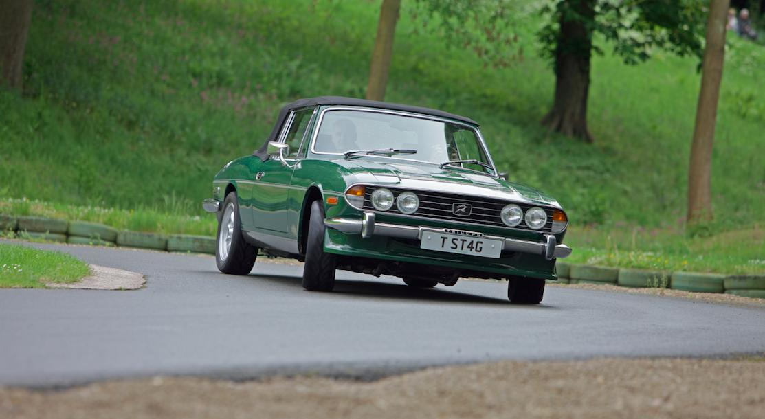Triumph Stag Buying Guide