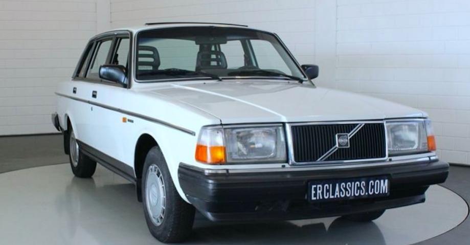 Classifieds Hero: Volvo 240