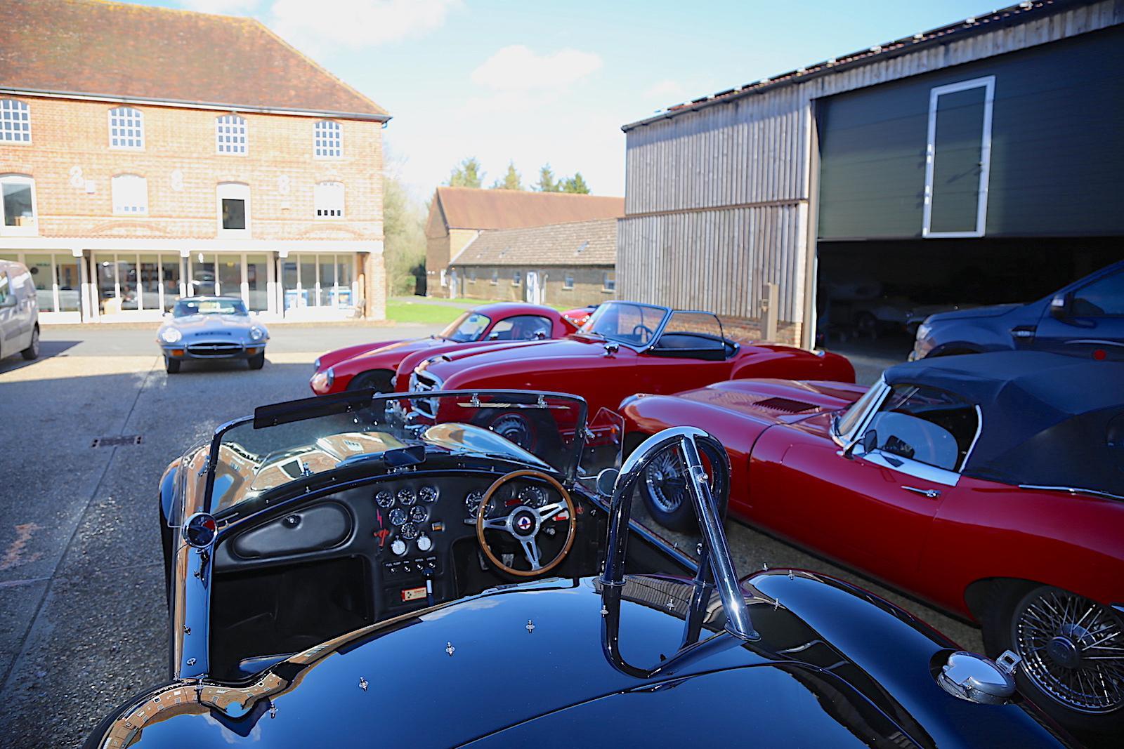 Insider: Jaguar specialist E-type UK | Autoclassics.com