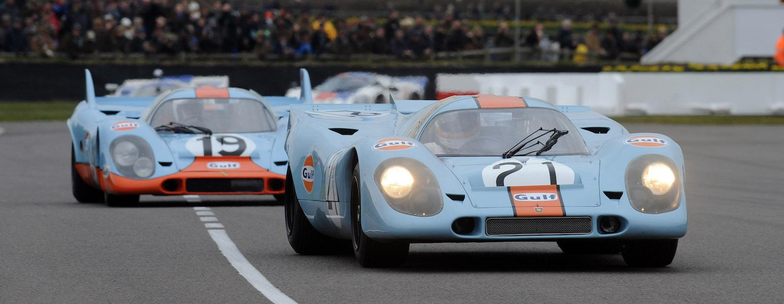 Historic Motorsport Round-up: Bell, Pescarolo, Ludwig, Werner to star at Le Mans Classic
