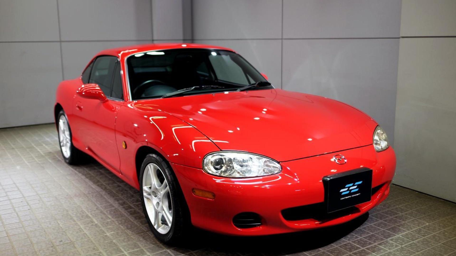 Rare 'Holy Grail' Mazda Miata MX-5 Up For Sale at $38k!