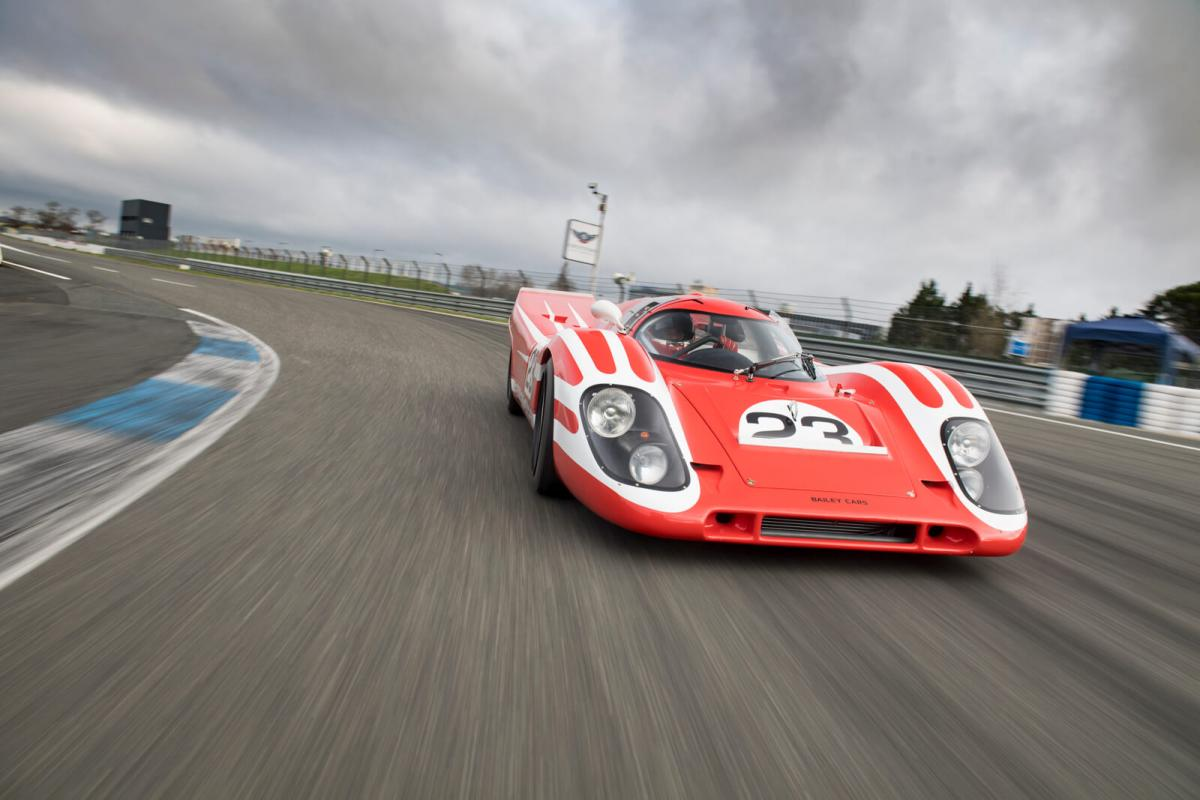 Driven: Bailey Cars\' amazing Porsche 917 replica | Autoclassics.com