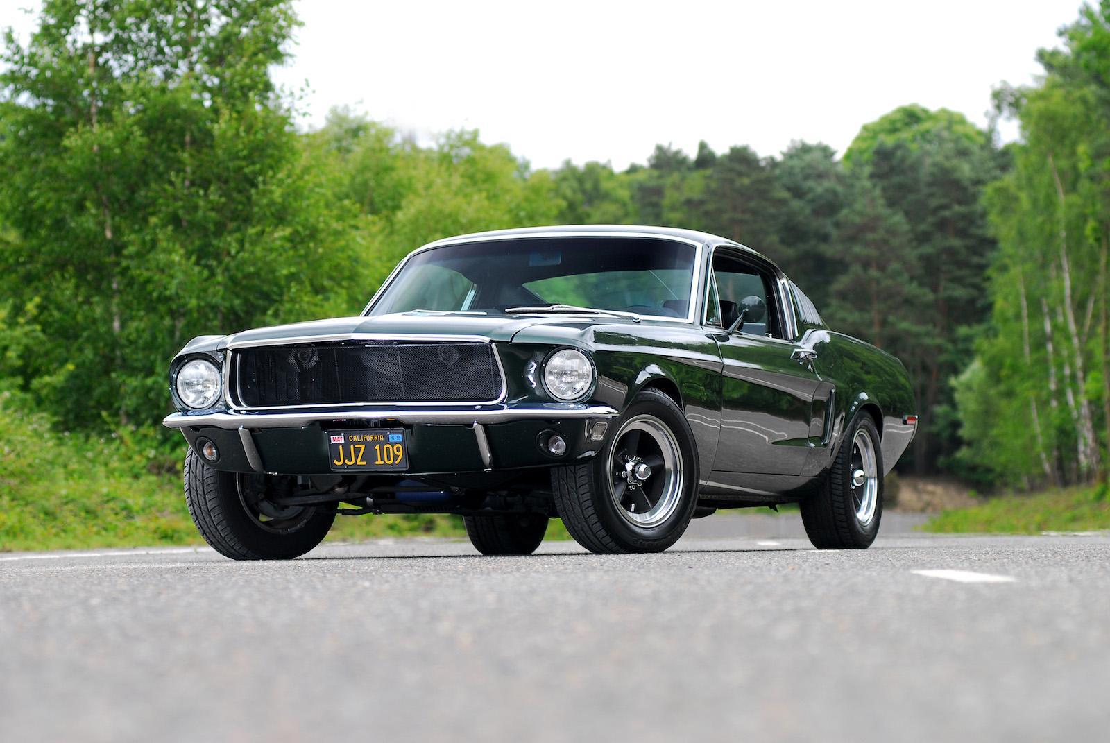 Top 10 Movie Cars | Autoclassics.com