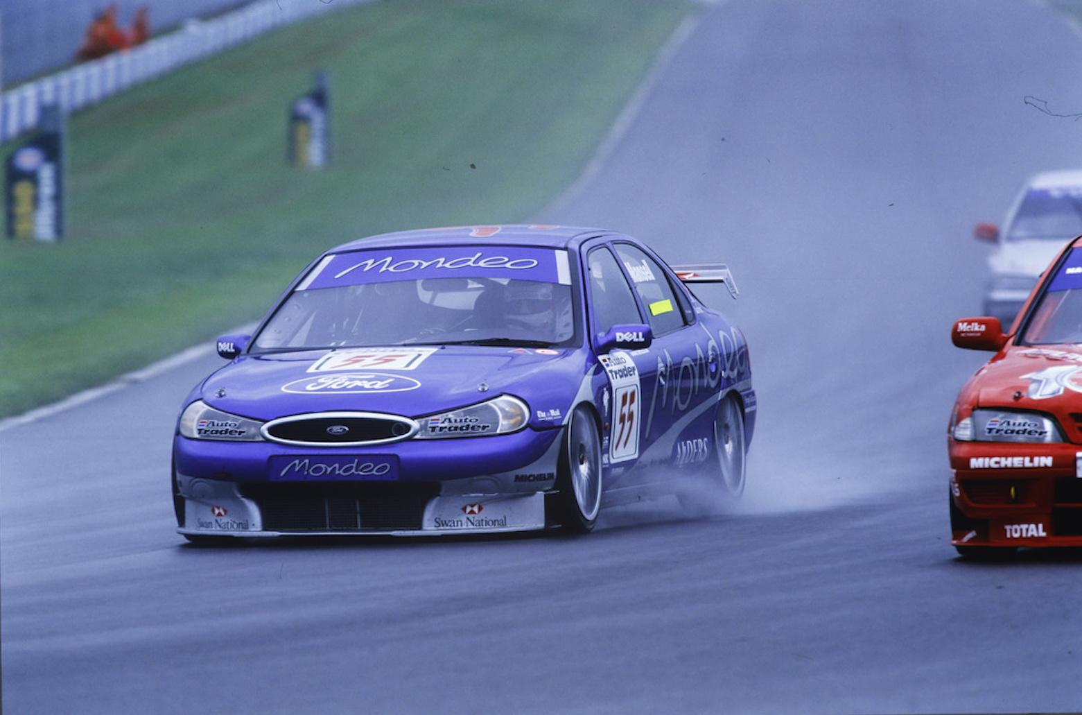 Top 10 Super Touring Cars
