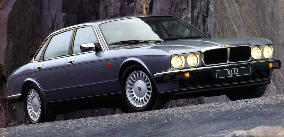 Image result for jag xj40