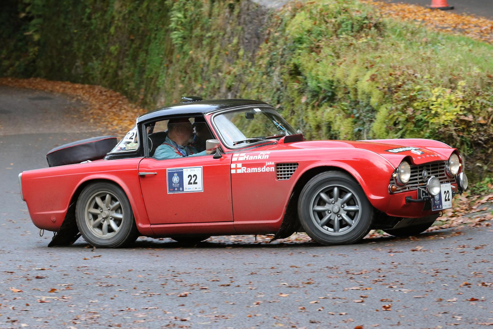 Historic Motorsport Round-up: HERO rally demand flying high
