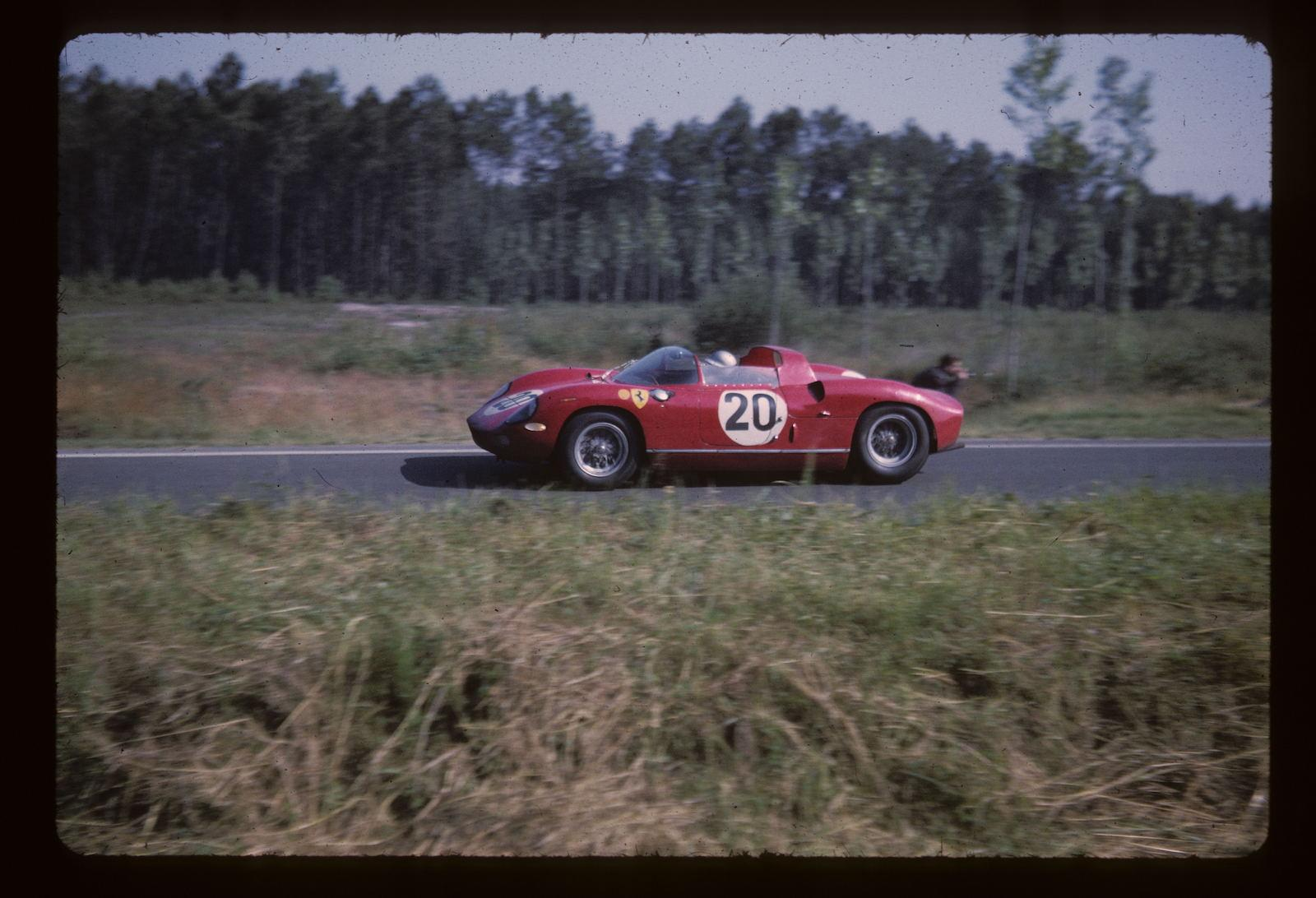 Le Mans Ferrari 275P to lead Artcurial's Paris sale