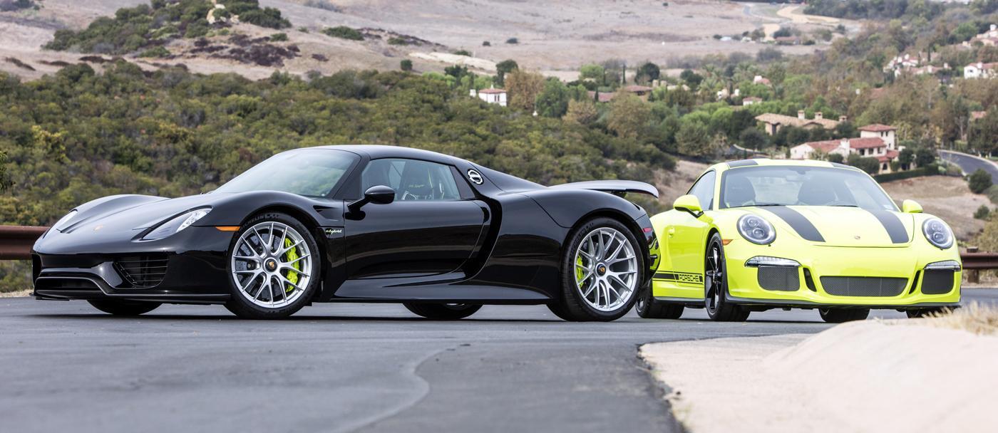 Bonhams assigns important Porsches to Scottsdale sale