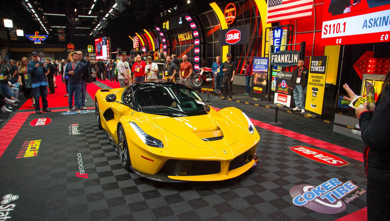 Market: 3000 classics go through the Mecum Kissimmee sale