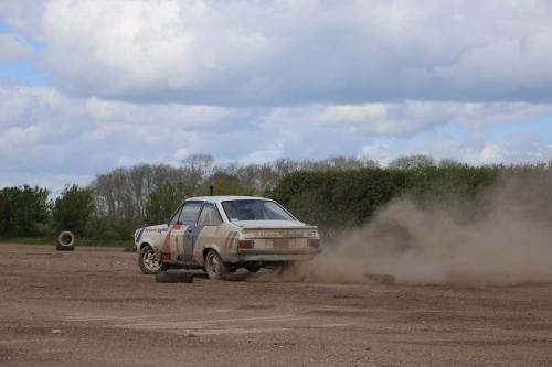 Driven: Bill Gwynne's Ford Mk2 Escort rally car