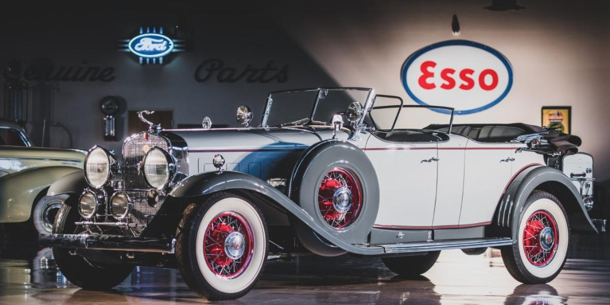 This 1930 Cadillac V16 would destroy any modern car