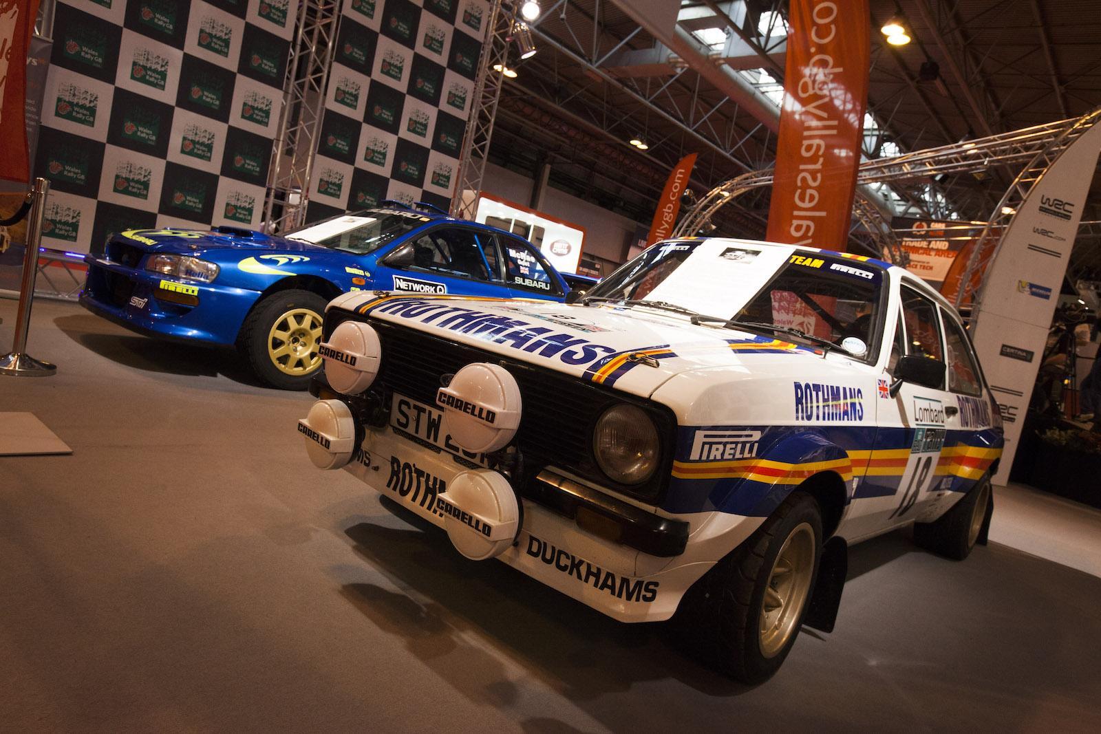 AutoClassics partners historic motorsport at Autosport International