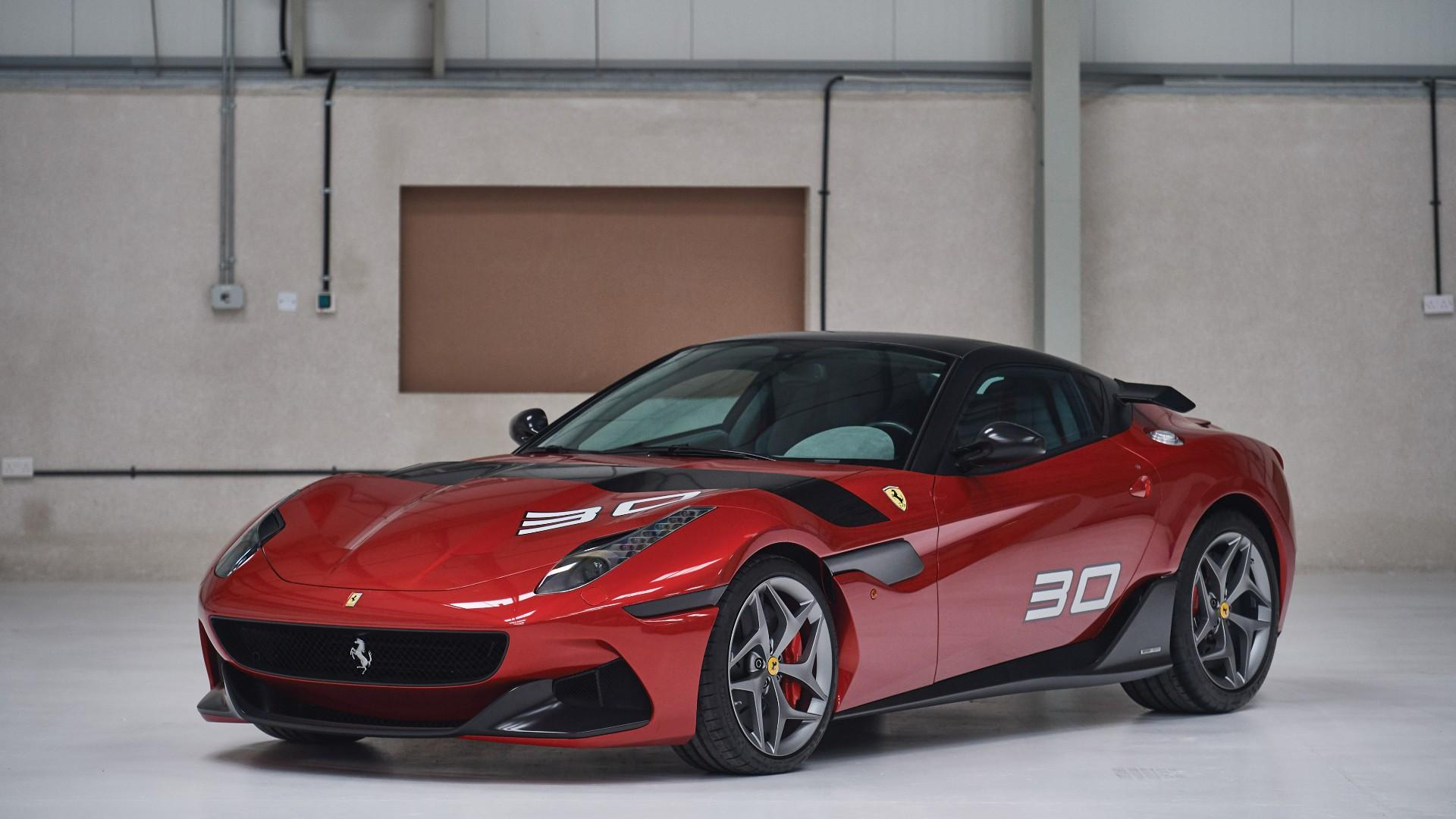 Ferrari SP30 is the First Ever Special Projects Cars on Public Sale