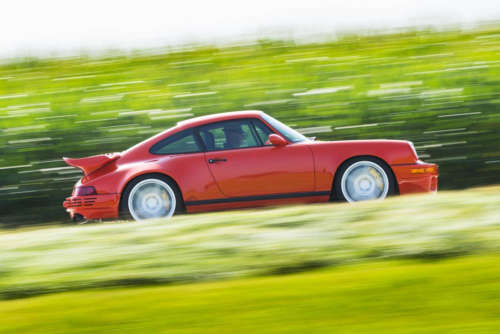 Ruf's new 525bhp SCR 4.2 Porsche