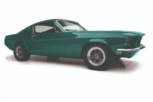 You could win a pair of Bullitt Mustangs by donating to