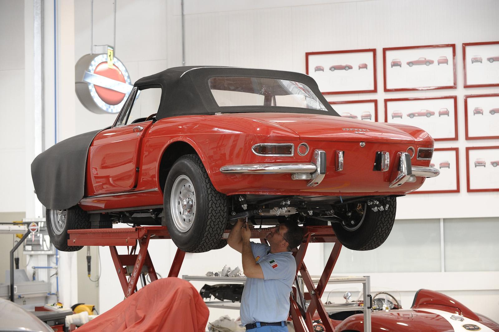 London's HR Owen receives Ferrari Classiche approval