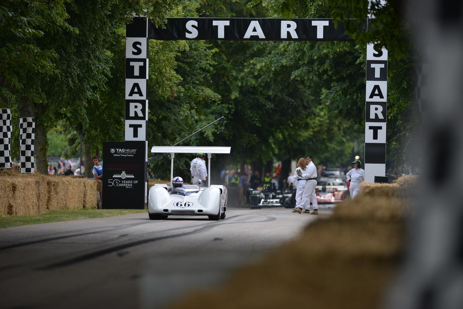 The McLaren Senna's 50-year debt to Jim Hall's Chaparral
