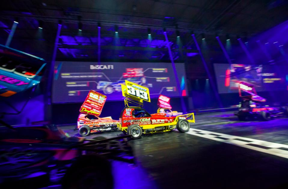 Don't miss the Autosport International Live Action Arena