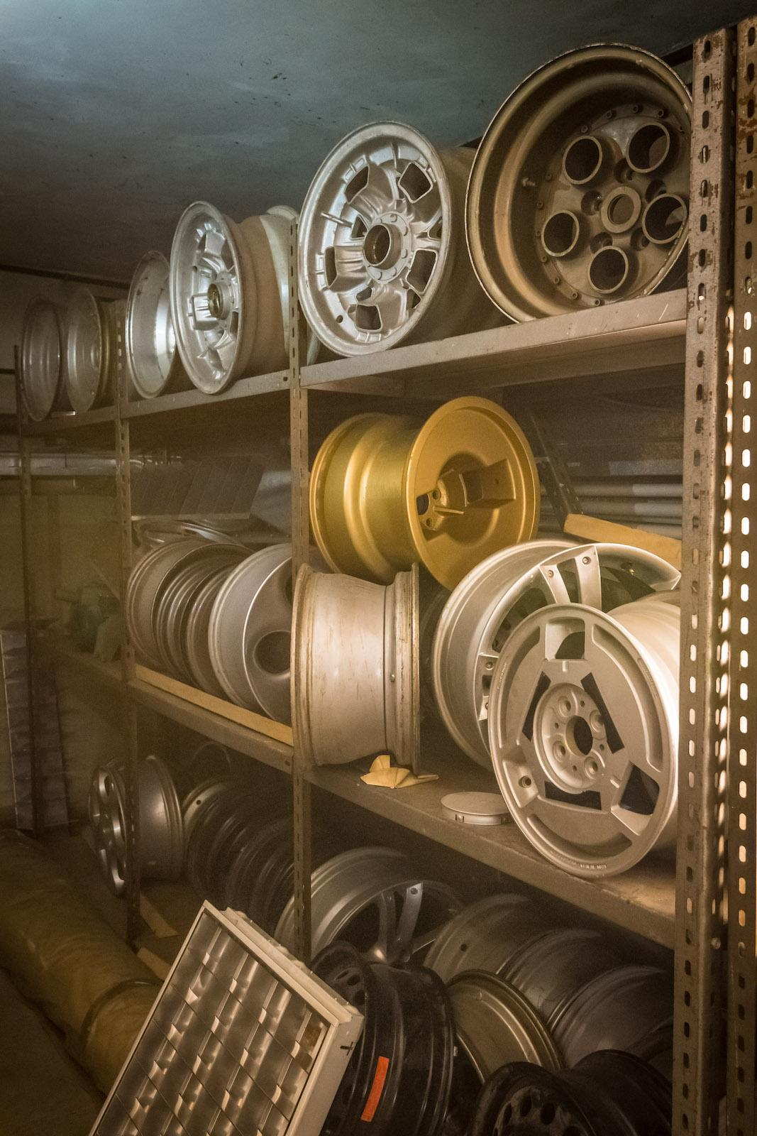 Exclusive video: Inside the forgotten Bertone archives ...