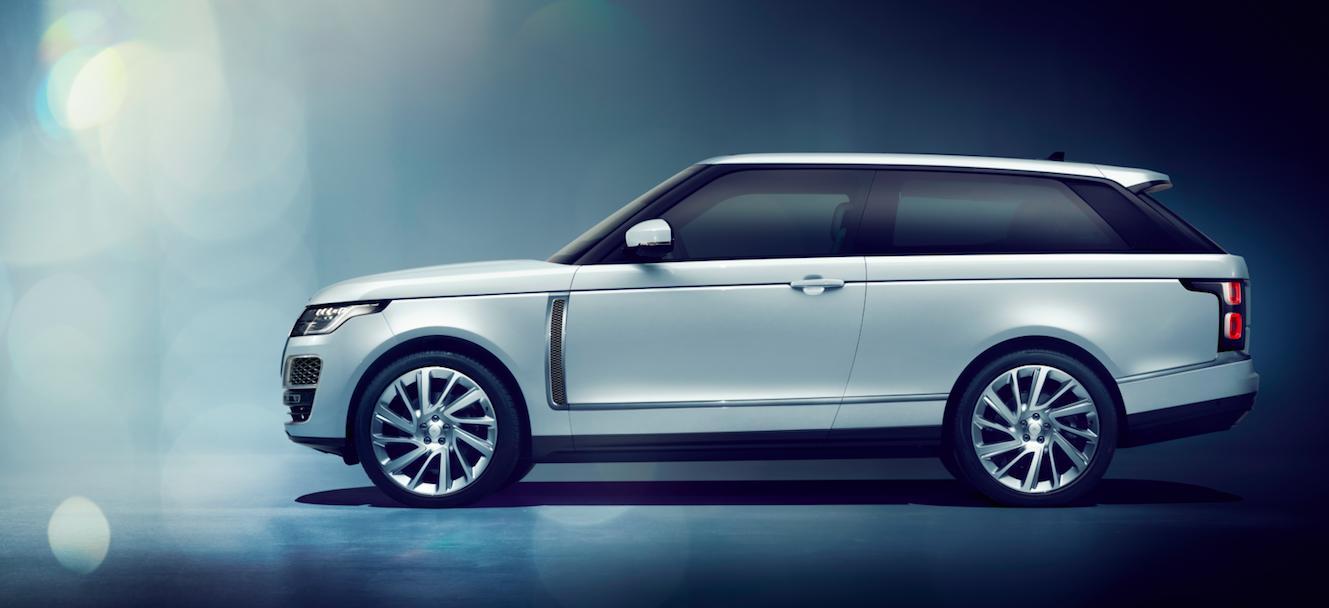 £240,000 Range Rover SV Coupé revealed at Geneva show