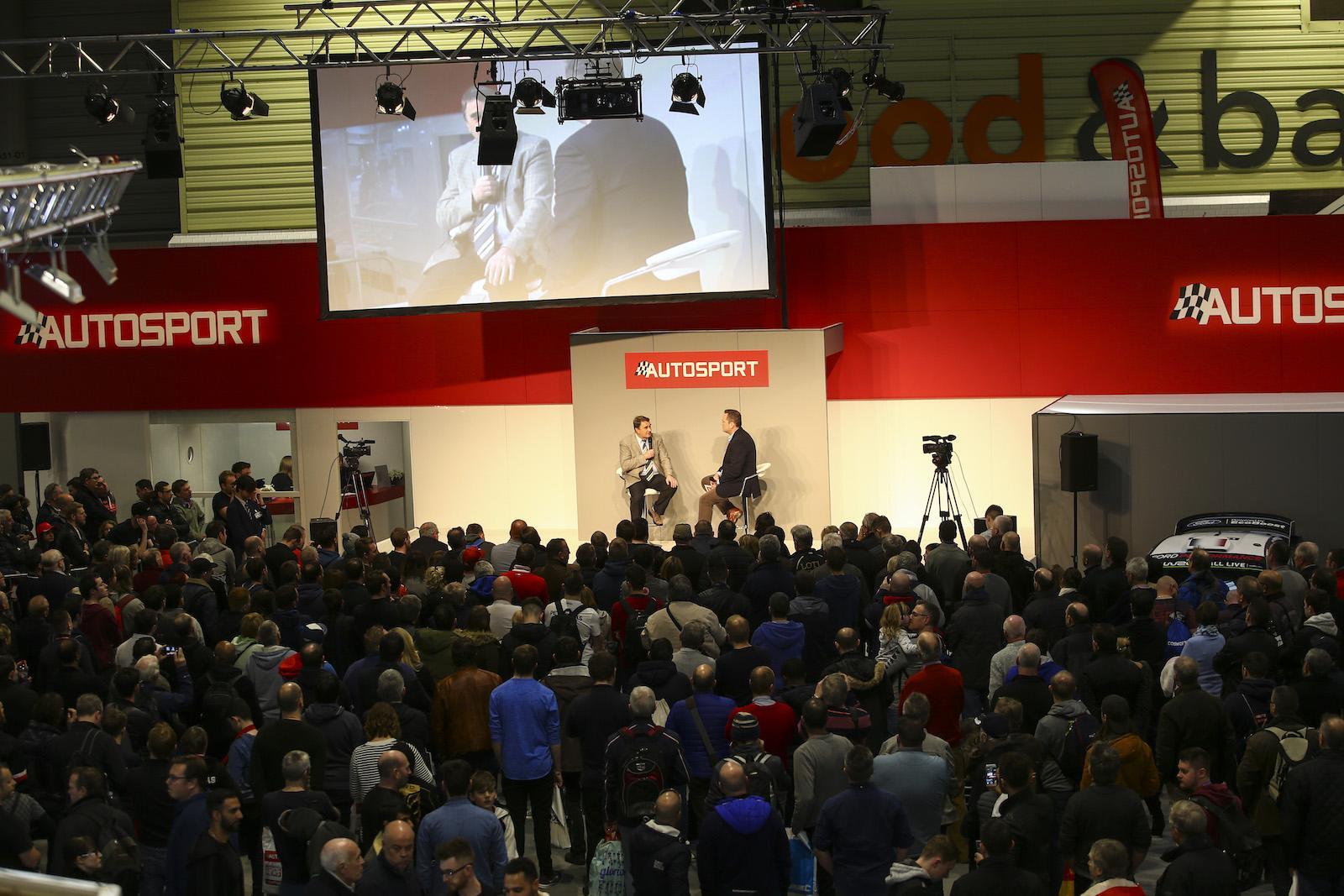 Autosport International attracts 95,000 visitors