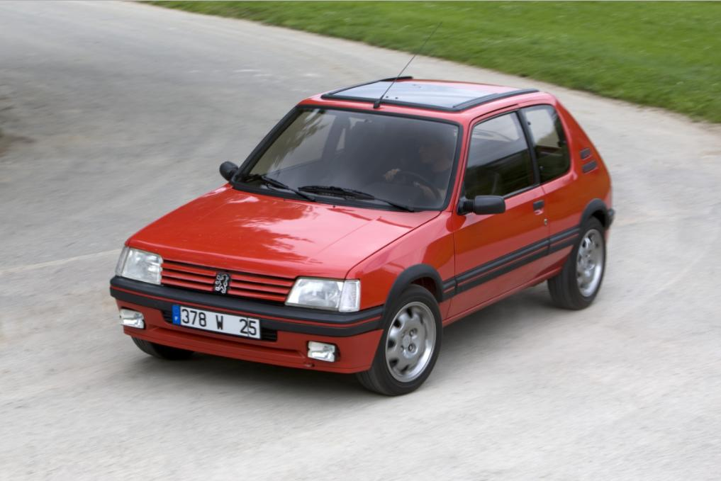 Peugeot 205 GTI Buying Guide