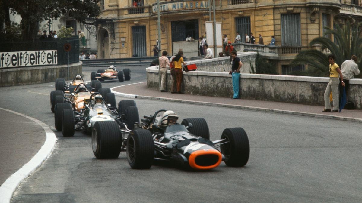 More than 150 F1 cars to contest 2018 Monaco Historique ...