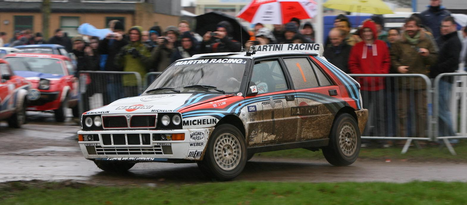 Miki Biasion to star at Race Retro