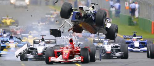 LAT Archive: Melbourne's time hosting the Australian Grand Prix