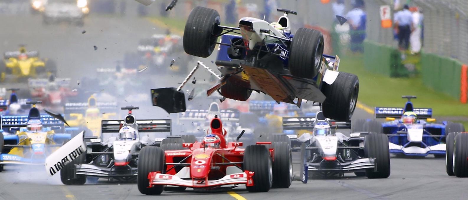 LAT Archive: Melbourne's time hosting the Australian Grand Prix
