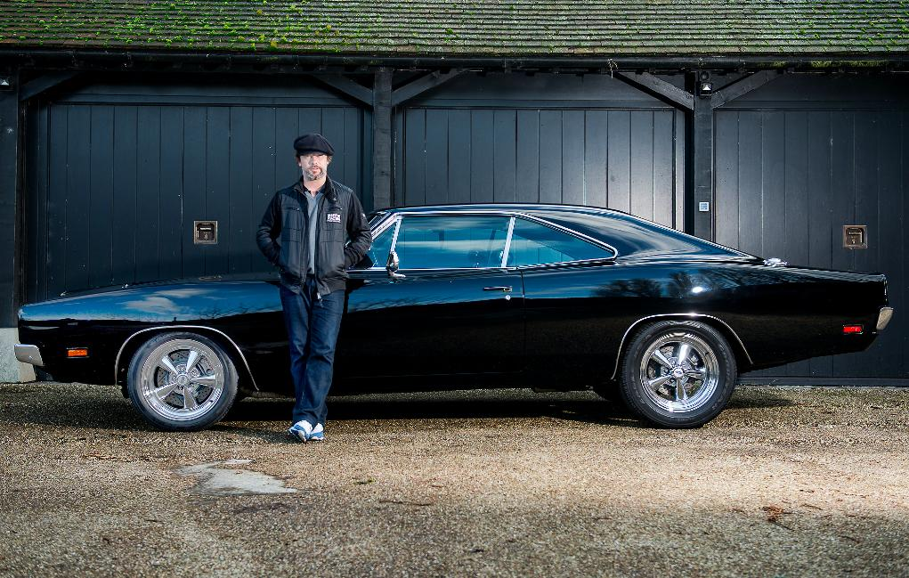 A good day to buy hard: Ex-Bruce Willis and Jay Kay Charger for sale