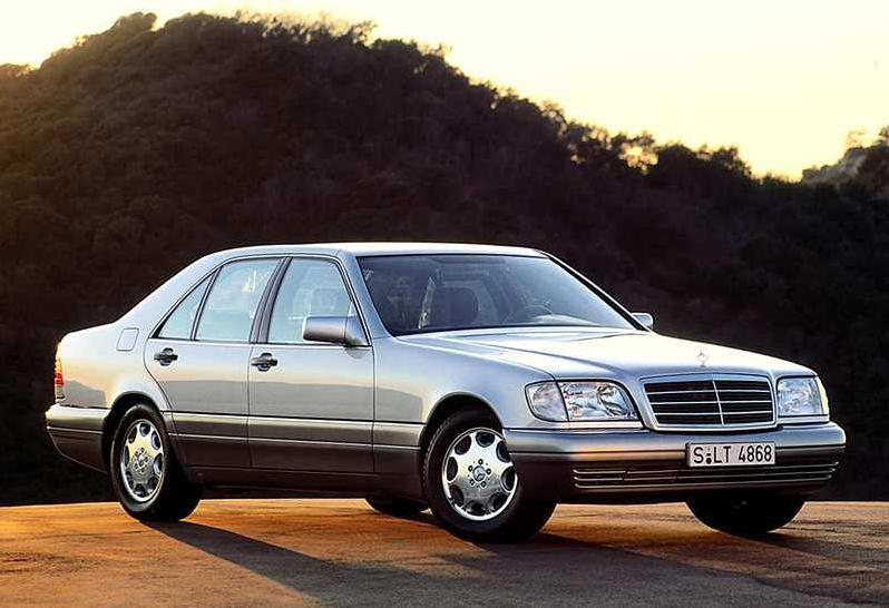Why You Want A 1990s Mercedes 600 SEL In Your Life