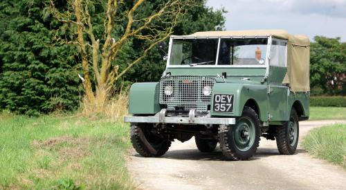 Land Rover Series 1 Buying Guide